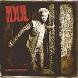Billy Idol - Devil's Playground Artwork