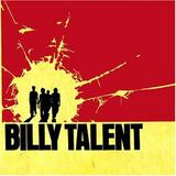 Billy Talent - Billy Talent Artwork