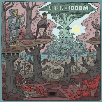 Bishop Nehru & MF Doom - NehruvianDOOM