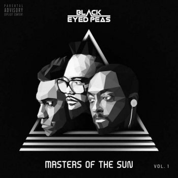 Black Eyed Peas - Masters Of The Sun Vol. 1 Artwork