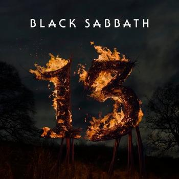 Black Sabbath - 13 Artwork
