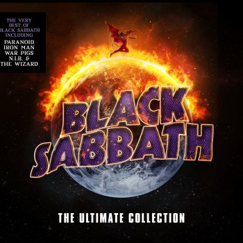 Black Sabbath - The Ultimate Collection Artwork