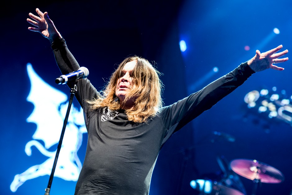 Black Sabbath – Alt-Metal in der Westfalenhalle. – Ozzy Osbourne.