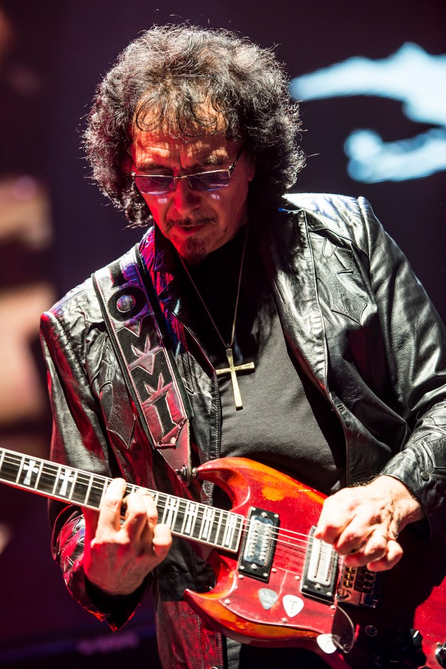 Black Sabbath – Alt-Metal in der Westfalenhalle. – Tony Iommi.