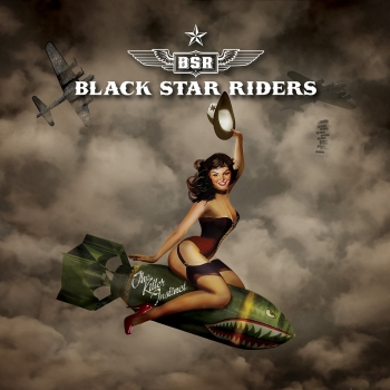 Black Star Riders - Killer Instinct Artwork
