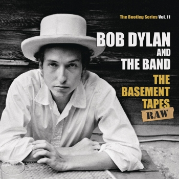 Bob Dylan & The Band - The Basement Tapes Raw - The Bootleg Series Vol. 11 Artwork