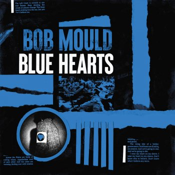 Bob Mould - Blue Hearts Artwork