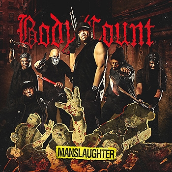 Body Count - Manslaughter Artwork