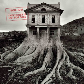 Bon Jovi - This House Is Not For Sale Artwork