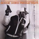 Boogie Down Productions - By All Means Necessary Artwork