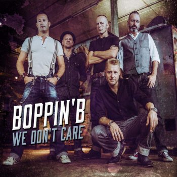 Boppin' B - We Don't Care Artwork