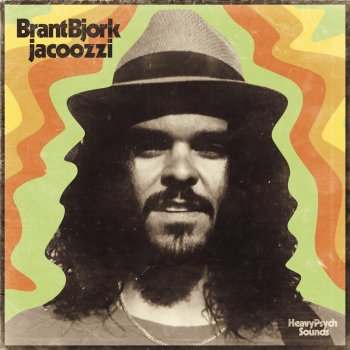 Brant Bjork - Jacoozzi Artwork