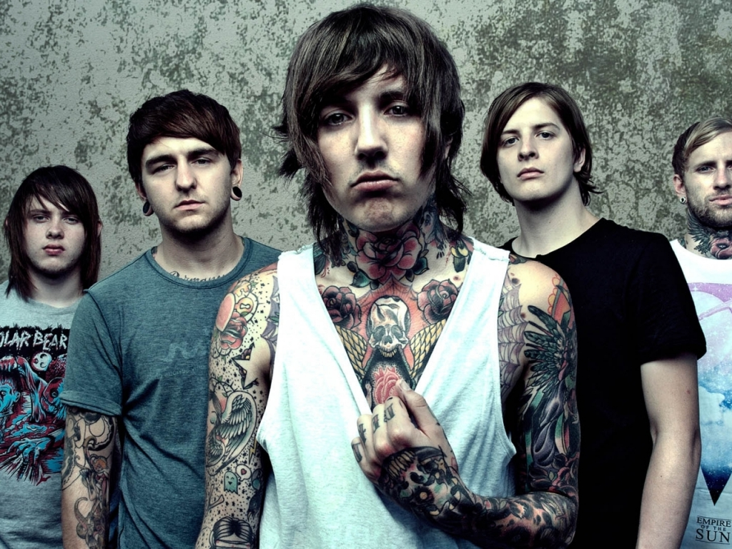 bring me the horizon bring me the horizon laut de band 709