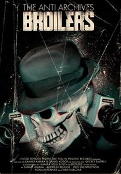 Broilers - The Anti Archives Artwork