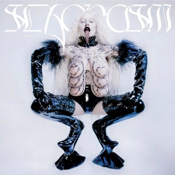 Brooke Candy - Sexorcism Artwork