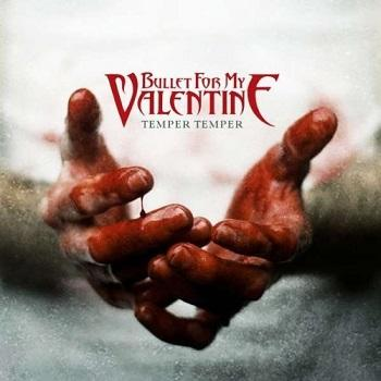 Bullet For My Valentine - Temper Temper Artwork