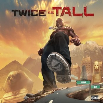 Burna Boy - Twice As Tall Artwork