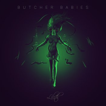 Butcher Babies - Lilith Artwork