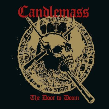 Candlemass - The Door To Doom Artwork