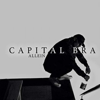 Capital Bra - Allein Artwork