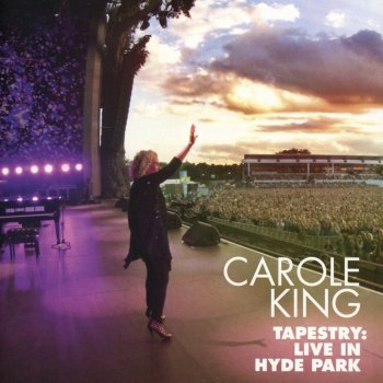 Carole King - Tapestry: Live In Hyde Park Artwork