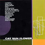 Cat Sun Flower - Driving South - Staying There Artwork