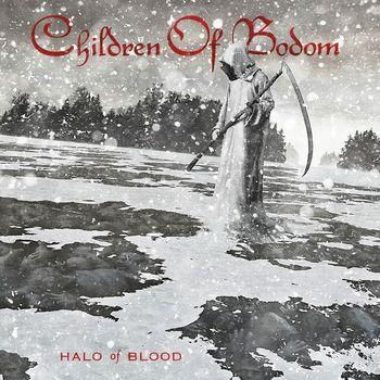 Children Of Bodom - Halo Of Blood Artwork