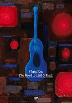 Chris Rea - The Road To Hell And Back - The Farewell Tour Artwork