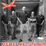 Cock Sparrer - Here We Stand Artwork