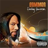 Common - Finding Forever Artwork