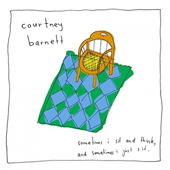 Courtney Barnett - Sometimes I Sit And Think, And Sometimes I Just Sit Artwork