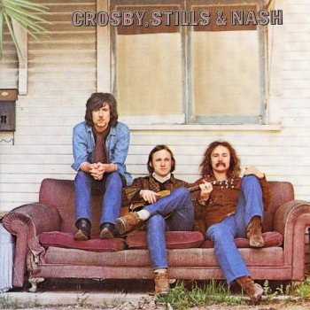 Crosby, Stills & Nash - Crosby, Stills & Nash Artwork