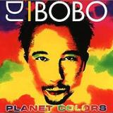 DJ Bobo - Planet Colors Artwork