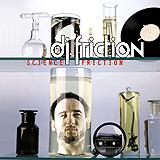 DJ Friction - Science Friction Artwork