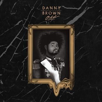 Danny Brown - Old Artwork