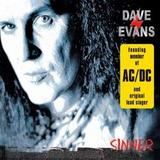 Dave Evans - Sinner Artwork