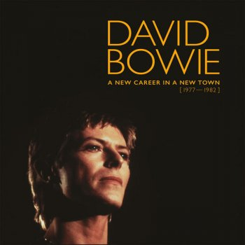 David Bowie - A New Career In A New Town (1977-1982) Artwork