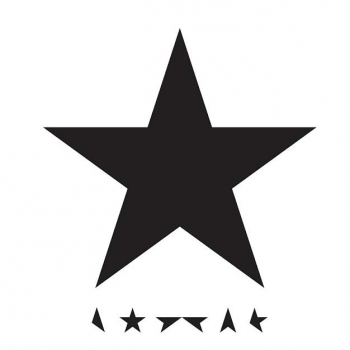 David Bowie - Blackstar Artwork