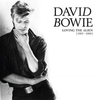 David Bowie - Loving The Alien (1983 - 1988) Artwork