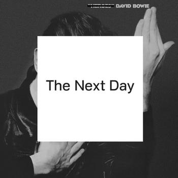 David Bowie - The Next Day Artwork
