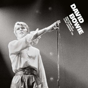 David Bowie - Welcome To The Blackout (Live London '78) Artwork