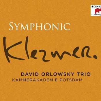 David Orlowsky Trio - Symphonic Klezmer Artwork