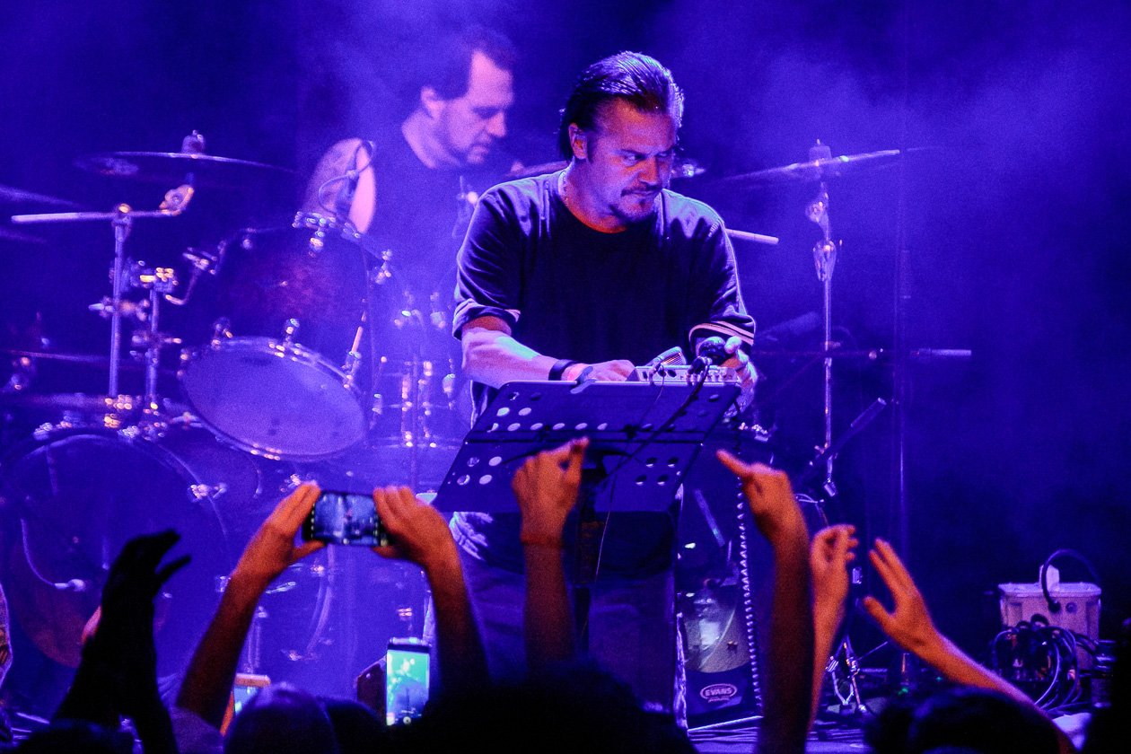 Mike Patton, Dave Lombardo und Co. mit ihrem aktuellen Bandprojekt on tour. – Dead Cross.