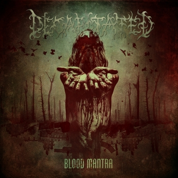 Decapitated - Blood Mantra Artwork