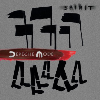 Depeche Mode - Spirit Artwork