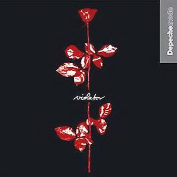 Depeche Mode - Violator Artwork