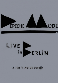 Depeche Mode - Live In Berlin Artwork