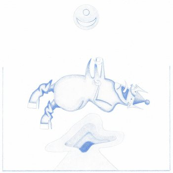 Devendra Banhart - Ape In Pink Marble Artwork