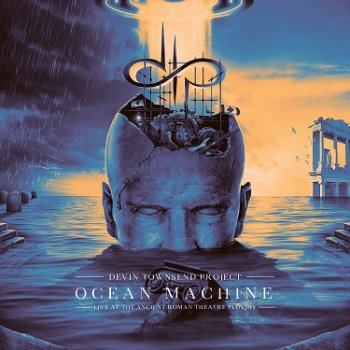 Devin Townsend - Ocean Machine - Live At The Ancient Roman Theatre Plovdiv Artwork