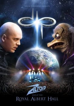 Devin Townsend - Ziltoid Live At The Royal Albert Hall Artwork